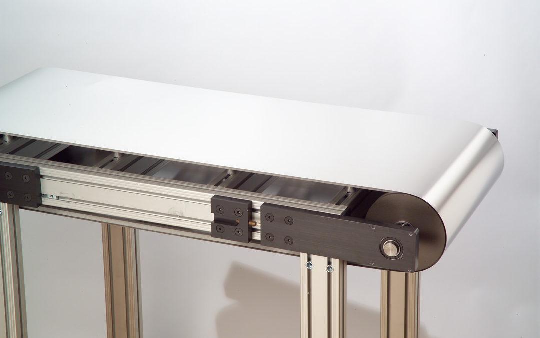 Solid Metal Belt for Plastic Pellet Extruder